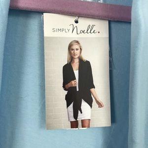 Simply Noelle | Light Blue Long Sleeve Cardigan